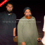 Mufti Muhammad Akmal Sahab at Kolachi Restaurant – Do Darya (30 May 2013)